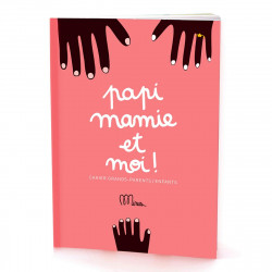 Livre grand-parent/enfant - Grand Minus - couverture