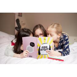 Cahier d'amitié, Gang de filles, Grand Minus - Intérieur 4