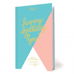 Happy birthday to you! MINUS - couverture