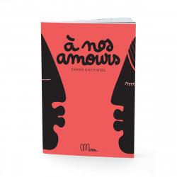 A nos amours - Minus, couverture