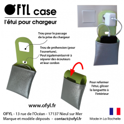 Etui pour chargeur - OFYL