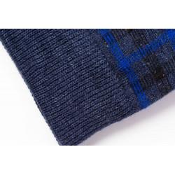 Chaussettes homme Greg Indigo - Royalties - Zoom 1