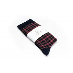 Chaussettes homme Greg Rosewood- Royalties - vue 1