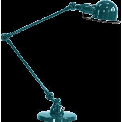 Lampe Loft Jieldé bleu océan