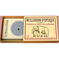 jeu illusion d optique - Marc Vidal