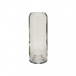 """Petit vase transparent, Fillette """"danser"""" - Q de bouteiles"""