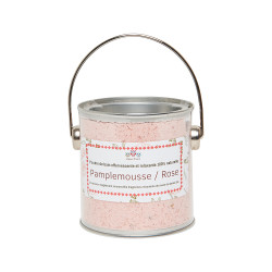 Poudre de bain pamplemousse / rose - Dekodacc - vue 1