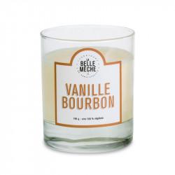 Bougie senteur vanille bourbon - La belle Meche