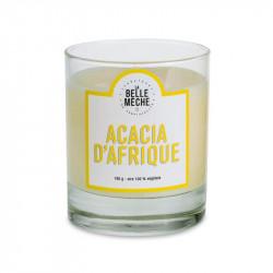 Bougie senteur acacia d'afrique - La Belle Meche