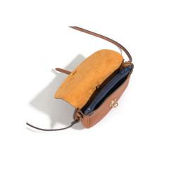 Mini sac postier java, cuba libre - dessus ouvert 1