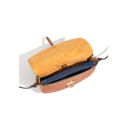 Mini sac postier java, cuba libre - dessus ouvert 2