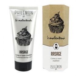 Crème à raser tradition, Philemon