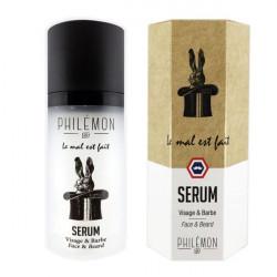 Sérum duo-soin barbe & peau, Philémon