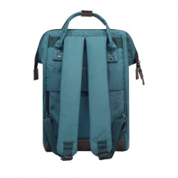 Bretelles Mi Larges - bleu clair - Vertical - Plat