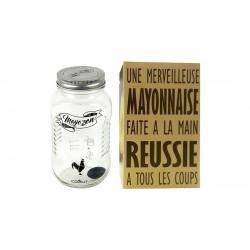 Shaker à mayonnaise écologique - Cookut - Par Monts et Par Vaux