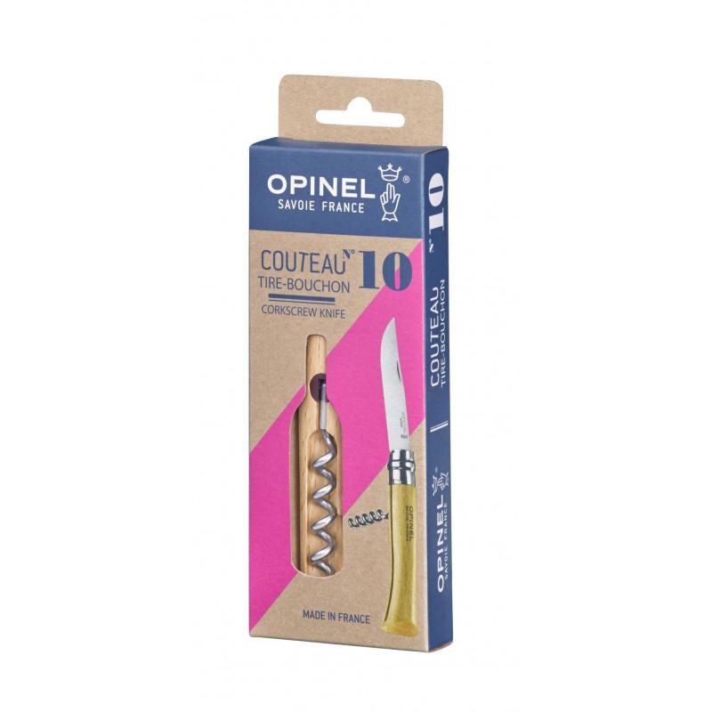 N°10 tire-bouchon - Opinel - Par Monts et Par Vaux