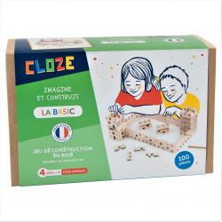 Jeu La basic - Cloze - Par Monts et Par Vaux - Packaging
