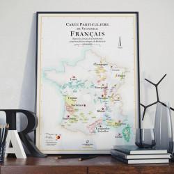 La carte des vins - La carte des vins s'il vous plait - Par Monts et Par Vaux