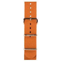 Bracelet marron/ or rose - Briston - Par Monts et Par Vaux
