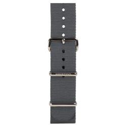 Bracelet gris/ acier
