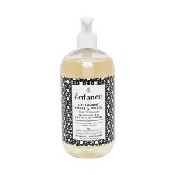savon gel douche - Gel Lavant corps & visage 500ml