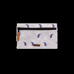 Pochette frontale sac à dos - Cabaia - Par Monts et Par Vaux - Ayasofia