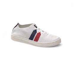 ector tricolore - Chaussures recyclées - Par Monts et Par Vaux - profil