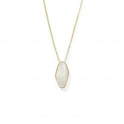 Collier Agathe Light silver - BDM - Par Monts et Par Vaux - zoom