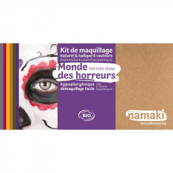 Kit 8 couleurs monde des horreurs - Namaki - Par Monts et Par Vaux