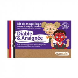 Kit 3 couleurs diable & araignée - Namaki - Par Monts et Par Vaux