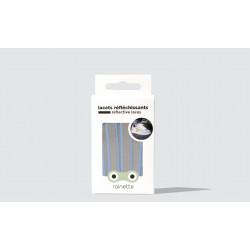 Lacets coloris bleu ciel - Rainette - Par Monts et Par Vaux - packaging