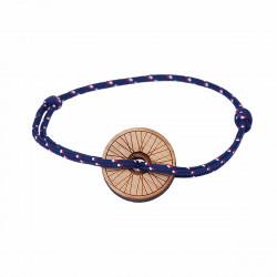 Le cycliste bleu - DWYT - Par Monts et Par Vaux