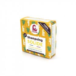 Shampoing cheveux normaux - Argile - Lamazuna - Par Monts et Par Vaux - Face