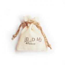 Bague grand orient strass- BDM - sac