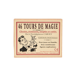 Tours de magie, Marc Vidal - face