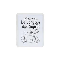 Le langages des signes, Marc Vidal - face