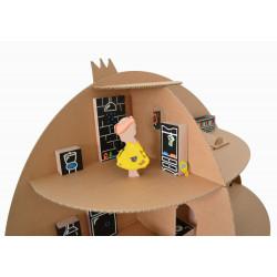 Mobilier de poupée hacienda, Paulette et Sacha - Illustration 1