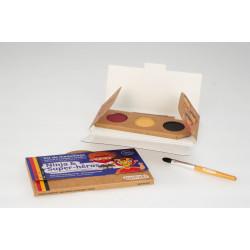 Kit 3 couleurs ninja &...