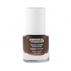 Vernis à ongles bronze pelable à base d'eau Namaki