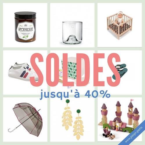 Du 30 juin au 27 juillet, profitez d'une sélection de produits éthiques jusqu'à -40% sur notre e-shop et en boutique ! 🤗   Rendez-vous dans la rubrique Outlet sur 👉🏼 www.pmpv.paris pour les découvrir ou en boutique au 168 boulevard Jean Jaurès à Boulogne-Billancourt🚶🏽♀️   #pmpv#pmpvparis#eshop#soldes#soldeété2021#conceptstore#ecoresponsable#ethique